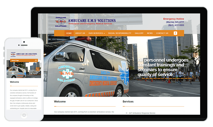 Ambucare EMS Solutions