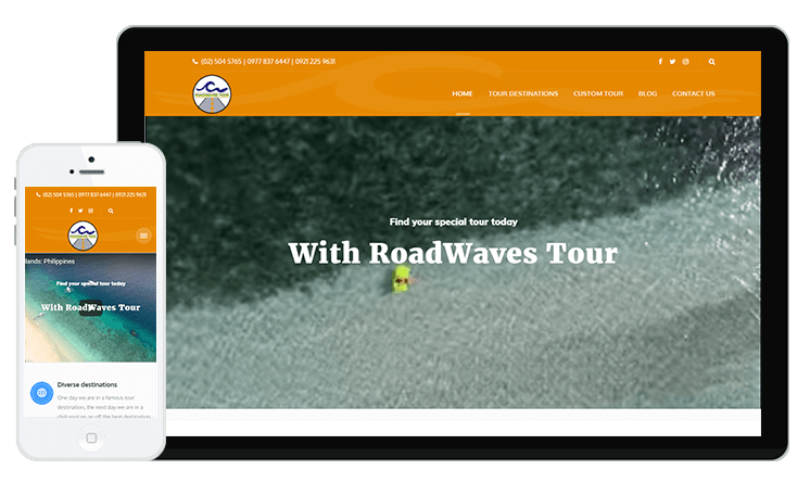 Road Waves Tour