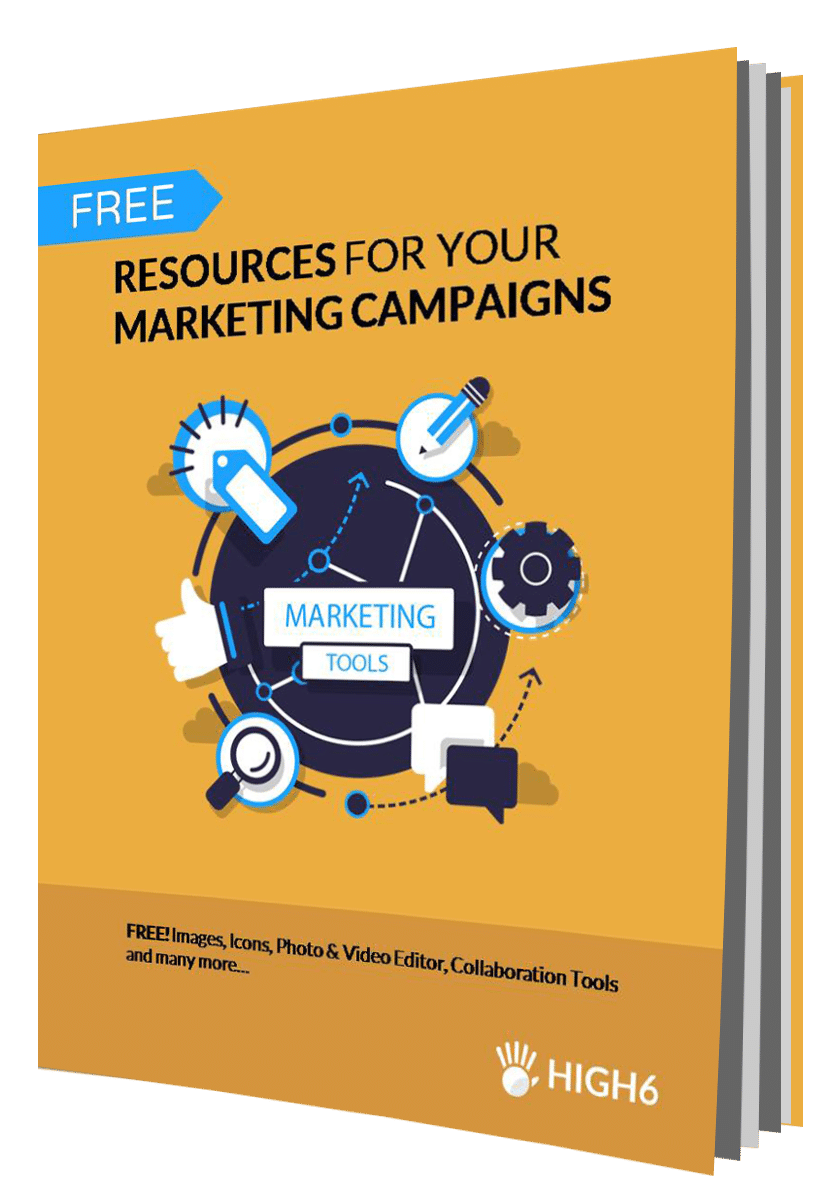 High6 Free eBook for your Marketing Campaign