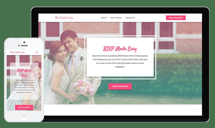 Rezponzy Web Design