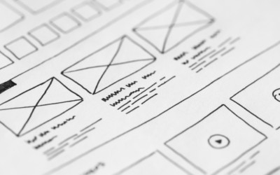 Design process with UX in mind
